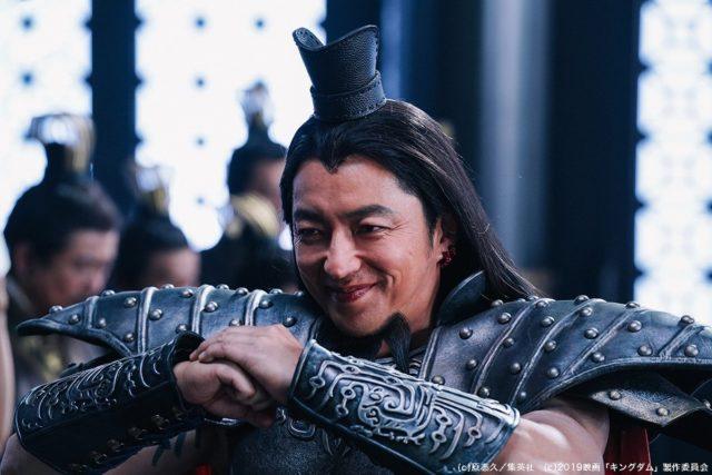 大沢たかおキングダムの 筋肉がすごい! 王騎役作りのトレーニング方法とは?