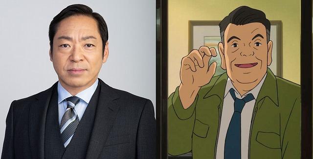 コクリコ坂 ジブリ 声優 登場人物 画像