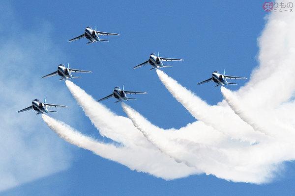 ブルーインパルス今日のルートはどこから飛ぶ?24時間テレビで宮城の上空を飛行!